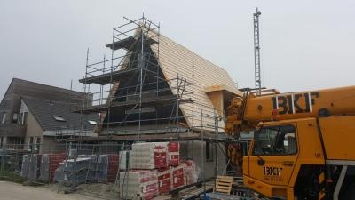 Nieuwbouw woning Van Marrum Franeker Alvestedewyk